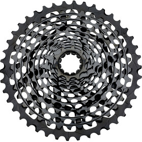 SRAM X01 XG-1195 Cassette 11-speed 10-42 tanden, black